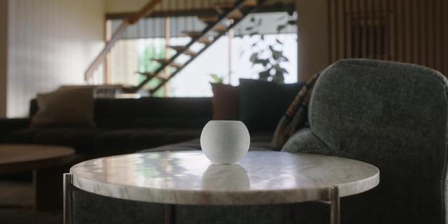 'Apple stopt tijdelijk met productie van nieuwe HomePod-speakers'