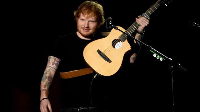 Ed Sheeran weer aangeklaagd om mogelijk plagiaat
