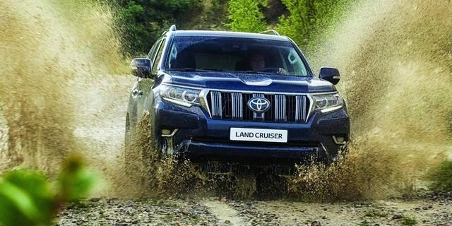 Toyota Land Cruiser doorbreekt grens van tien miljoen verkochte exemplaren