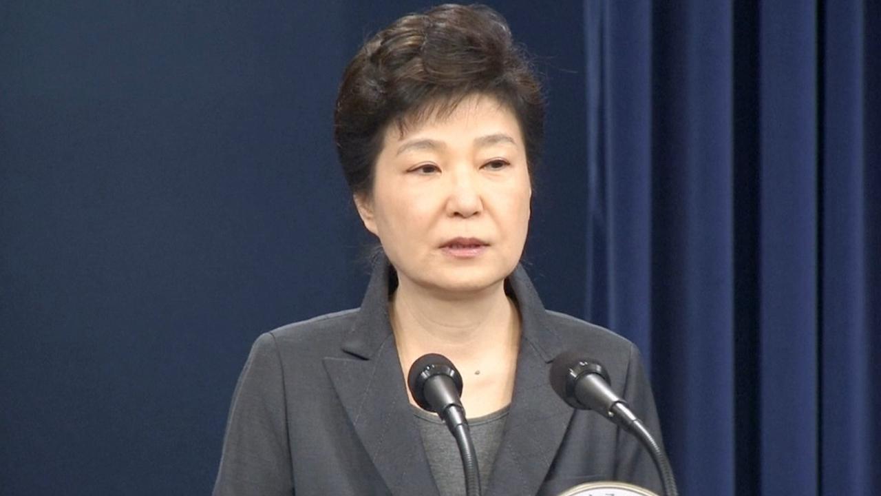 President Zuid-Korea belooft medewerking in onderzoek schandaal