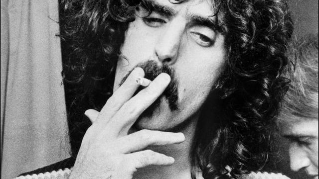 Documentaire over Frank Zappa in de maak