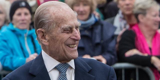 Britse prins Philip mag ziekenhuis na vier nachten verlaten