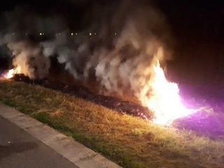 Politie gaat uit van brandstichting