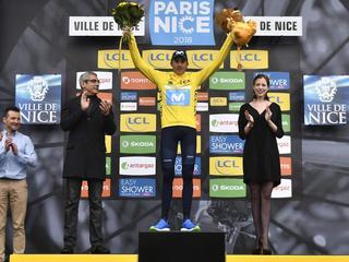 Laatste etappe wordt gewonnen door Spanjaard De la Cruz