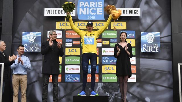 Soler rijdt Simon Yates uit leiderstrui in barre slotrit Parijs-Nice
