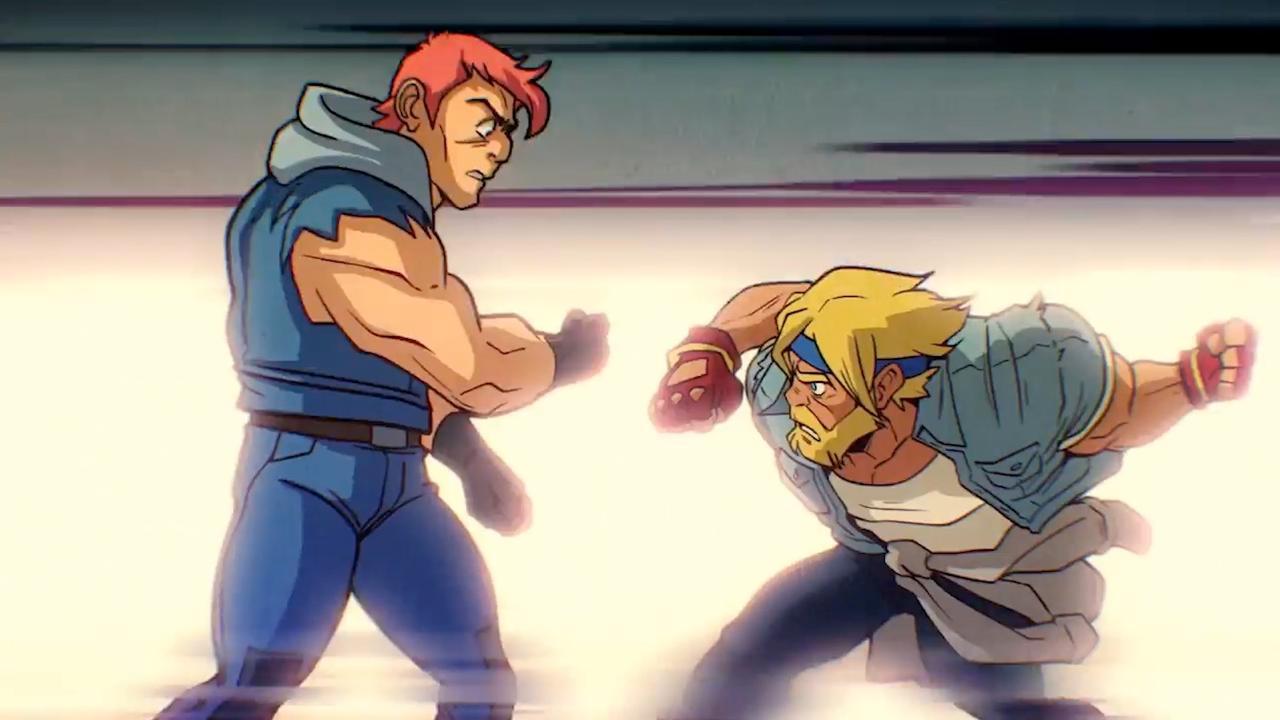 Eerste beelden van nieuwe vechtgame Streets of Rage