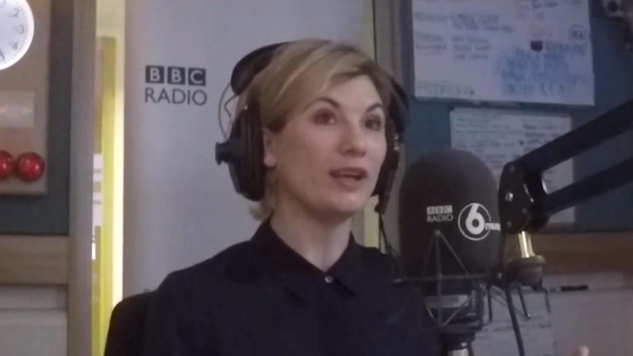 Eerste interview met nieuwe Doctor Who Jodie Whittaker