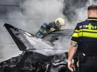 Utrecht wil autobranden aanpakken met dronetoezicht