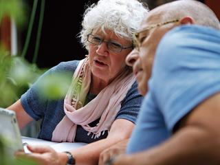 Betty de Graaf werkt als hypotheekadviseur bij ING en schrijft over woningbezitters die ze tegenkomt.