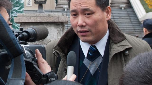Chinese activist Pu Zhiqiang komt voorwaardelijk vrij