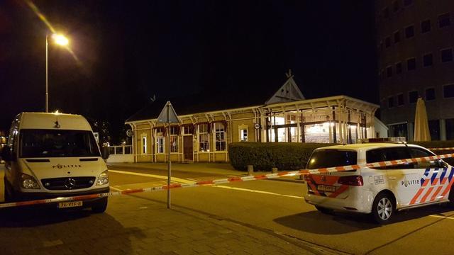 Gewonde bij overval restaurant Cruquiusweg