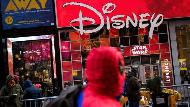 Disney boekt winst van 2 miljard euro in derde kwartaal