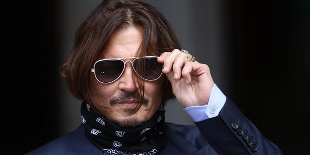 Vrouw breekt in bij woning van Johnny Depp in Hollywood