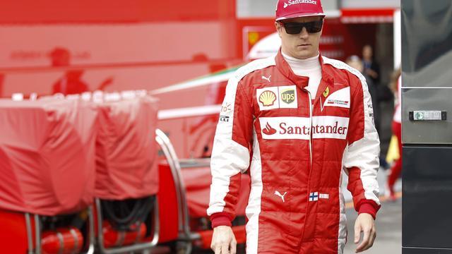 Raikkonen wil ook volgend jaar voor Ferrari rijden