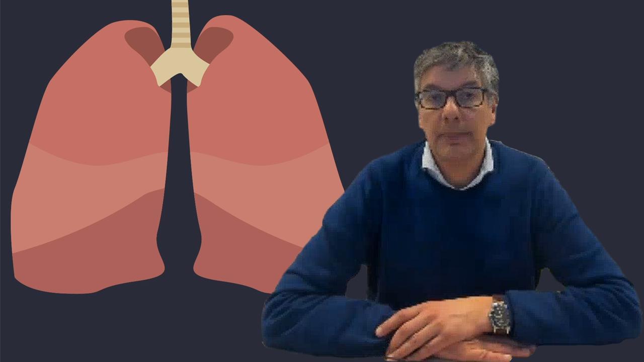 Dit doet het coronavirus met je longen