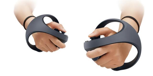 Sony onthult controllers van nieuw virtualrealitysysteem voor PS5