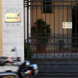Beurskoers exploitant ingestorte Italiaanse brug flink in de min