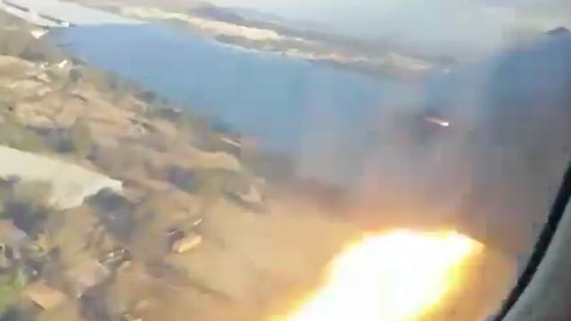 Crash toestel Aviodrome in Zuid-Afrika van binnenuit gefilmd