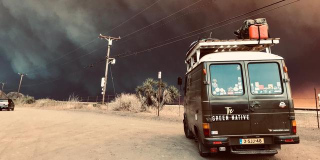 Nog meer dan tweehonderd vermisten in Californië door bosbranden