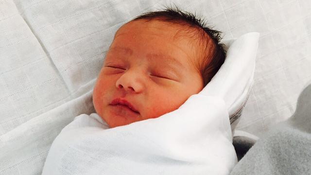 Geboren op 25 mei: Ivey James