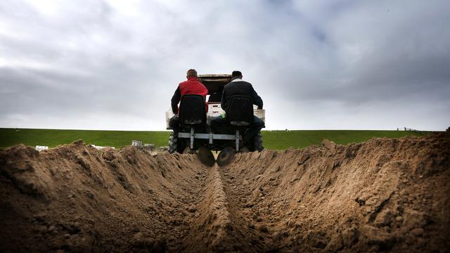 'Nederlandse boeren willen overstappen op natuurvriendelijke methoden'