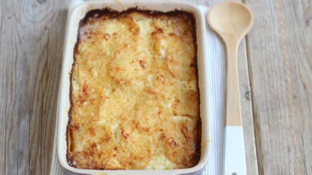 Recept van de dag: Romige ovenschotel met zalm