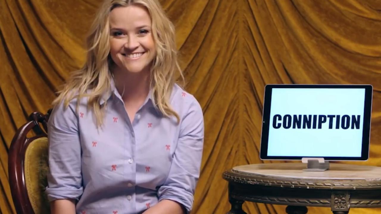 Reese Witherspoon leert je straattaal uit het zuiden van Amerika