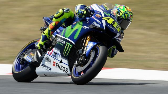 Iannone blijft Rossi voor bij vrije training voor TT Assen