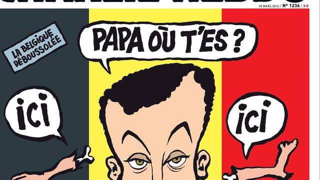 Familie Stromae boos op Charlie Hebdo om voorpagina