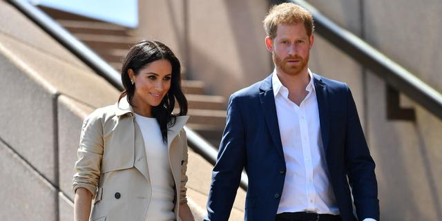 Harry en Meghan over Brits koningshuis: 'Zorgen over Archies huidskleur'