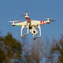 Zes bijna-botsingen tussen drones en vliegtuigen in 2017