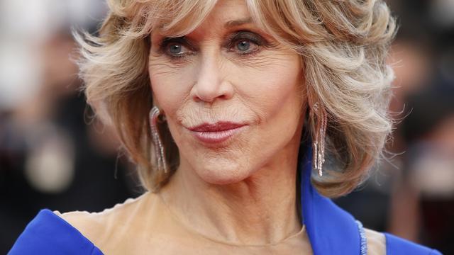 Jane Fonda zegt te hebben geweten van praktijken Harvey Weinstein