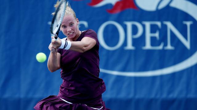 Hogenkamp strandt tegen Hongaarse Babos in tweede ronde US Open
