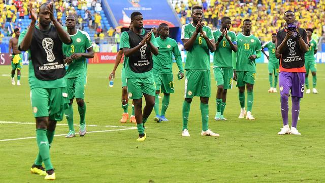 Trotse bondscoach Senegal berust in uitschakeling op basis van kaarten