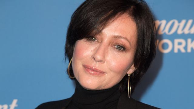 Charmed-actrice Shannen Doherty op Dutch Comic Con