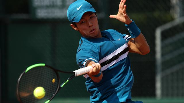 Primeur voor dove Zuid-Koreaanse tennisser met zege in Winston-Salem