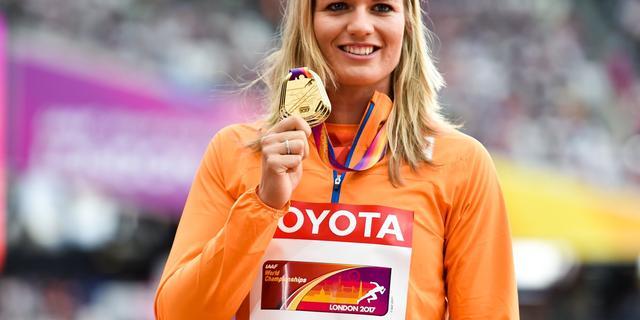 Schippers ook niet in de race voor prijs Europees atlete van het jaar