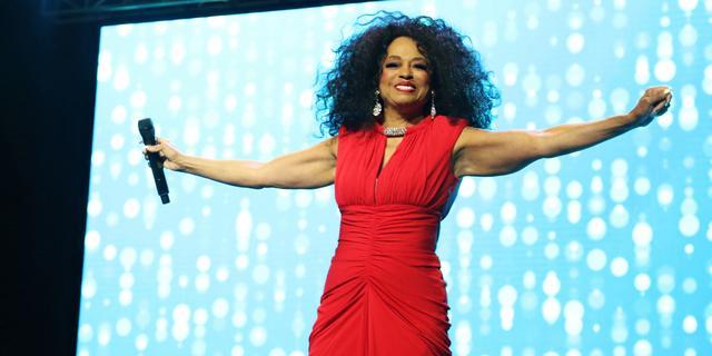 Diana Ross komt na vijftien jaar met nieuwe muziek