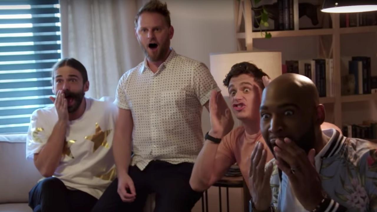 Make-overprogramma Queer Eye helpt ook duo's in derde seizoen