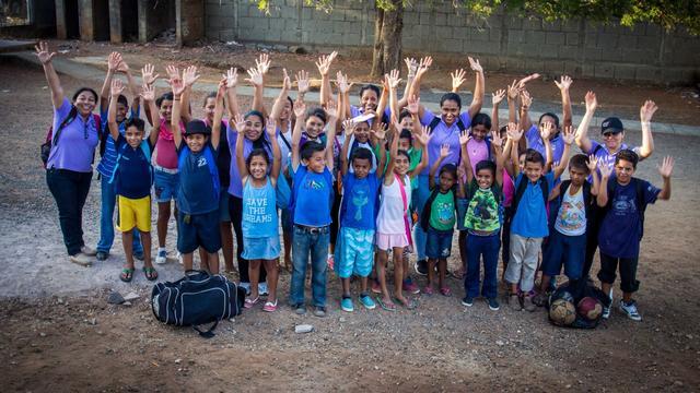 Weg uit Nederland: 'We willen armoedecyclus Centraal-Amerika doorbreken'