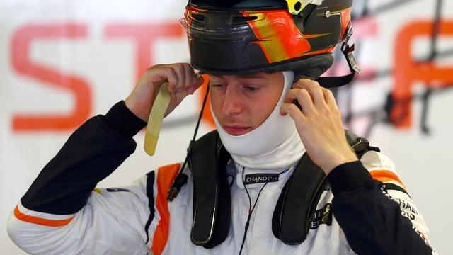 Vandoorne krijgt gridstraf van 35 plaatsen voor 'thuisrace' op Spa