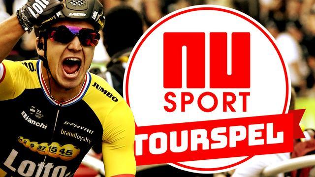 Ga naar het NUsport Tourspel