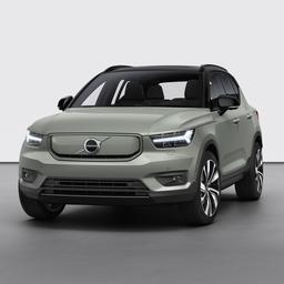Volvo presenteert eerste volledig elektrische auto