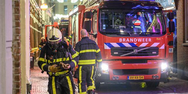 Zeer grote brand in bedrijfspand in Zoetermeer