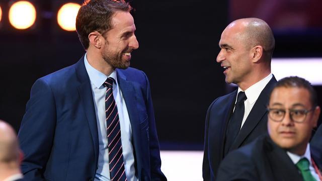 Martinez weigert te spreken van gunstige WK-loting voor België