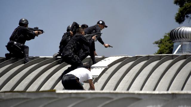 Zeven gedetineerden doodgeschoten bij gevangenisopstand in Guatemala