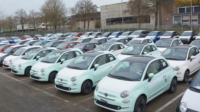 Omzet auto-importeurs daalt met 5 procent in 2016