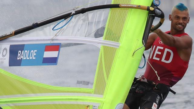 Kiran Badloe bezorgde Nederland het vierde goud van deze Spelen