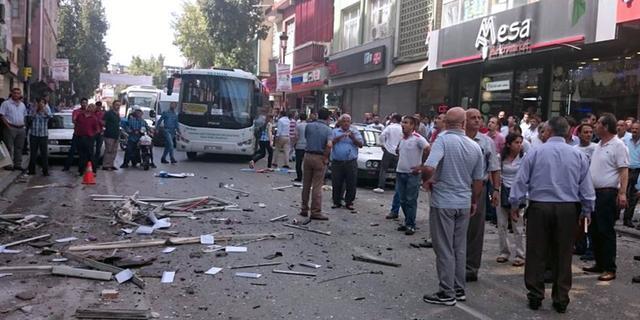 IS achter aanslag Turkse oppositiebijeenkomst