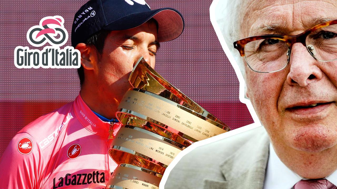Mart bespreekt de Giro: 'De sport is schoner geworden'